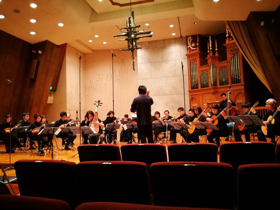 日本音乐会