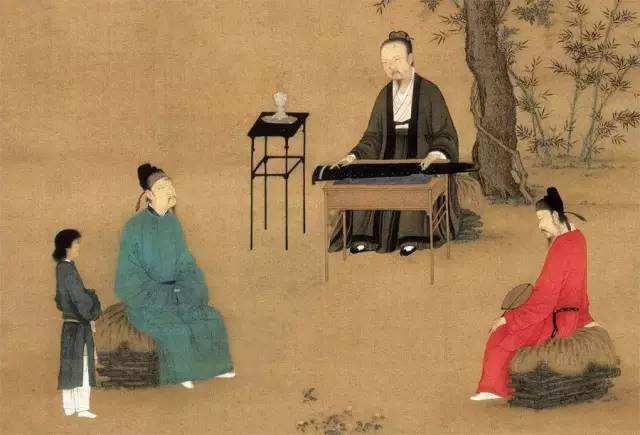 历朝历代文人最爱的古琴,究竟是谁发明的?