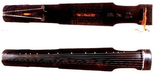 仲尼式古琴