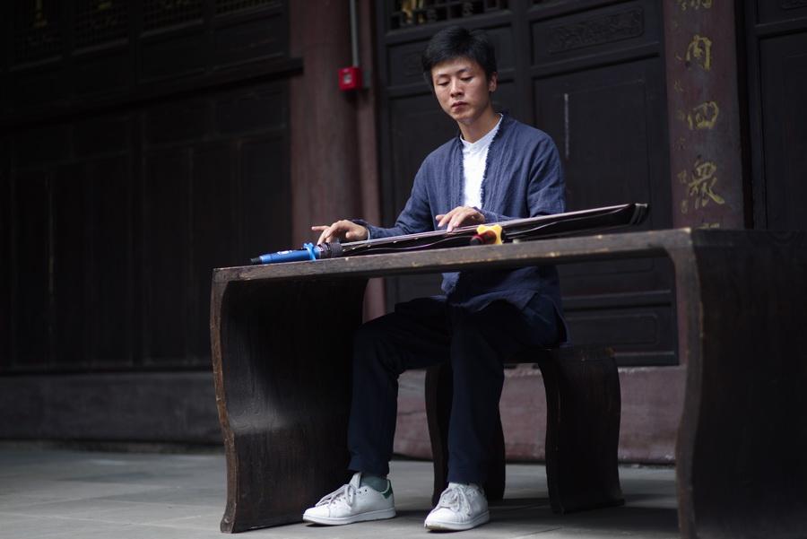 刘宇古琴独奏《忆故人》